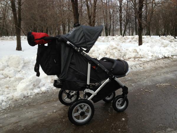 фото коляски Easywalker Qtro