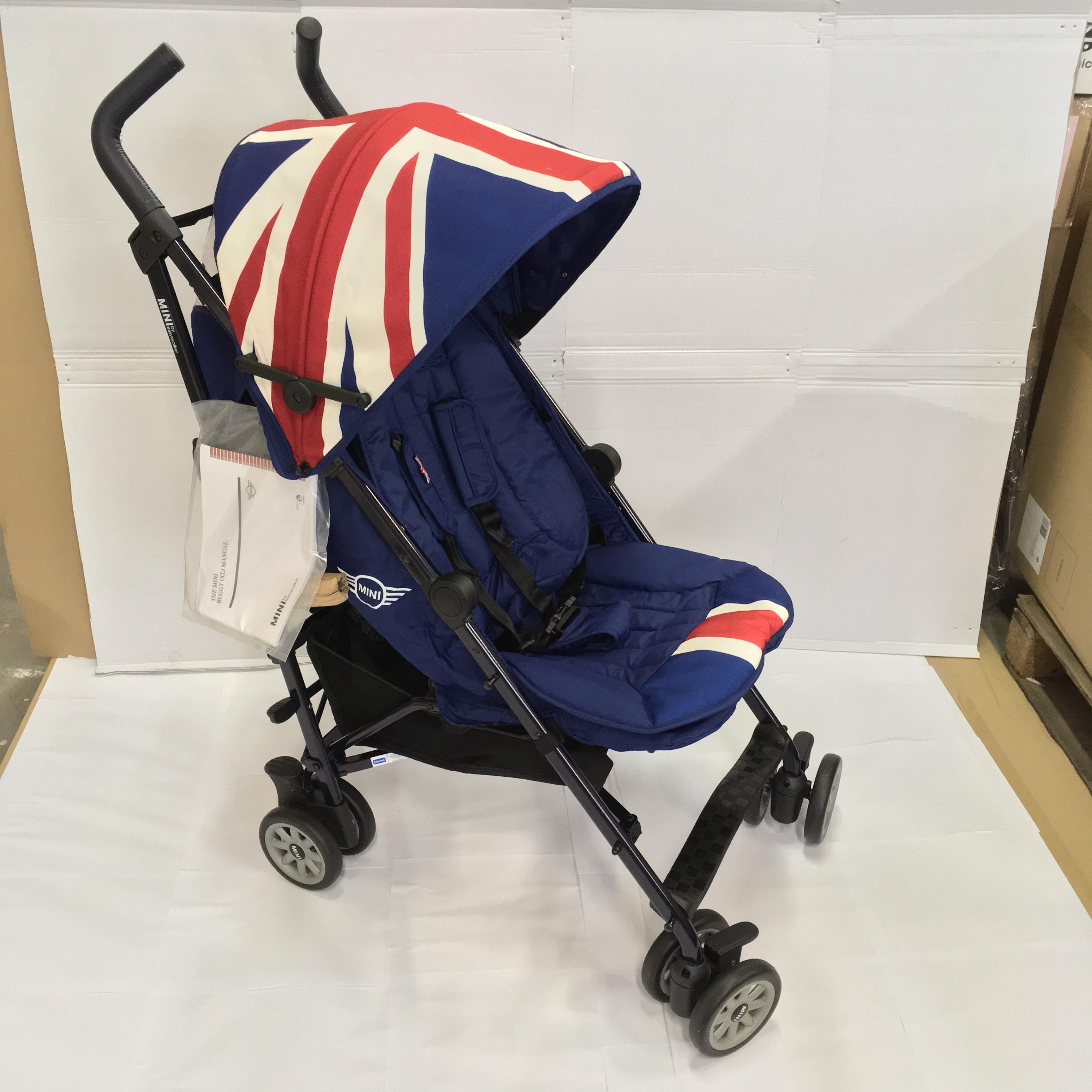 фото коляски Easywalker mini buggy